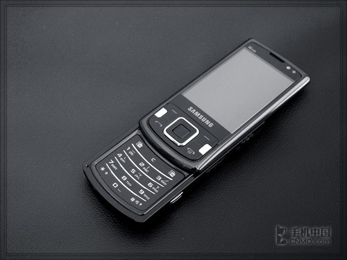 酷黑800万金属战将 三星i8510低价抛售