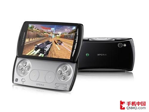 索尼爱立信新款智能手机Xperia Play-索尼爱立信第一季财报 手机销量