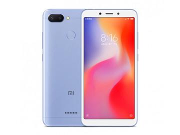 红米6(64GB)蓝色