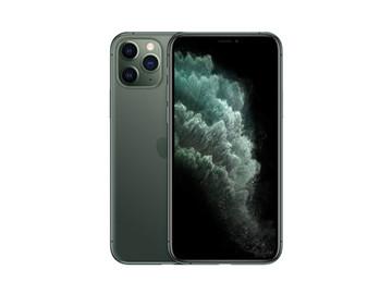 苹果iPhone11 Pro(64GB)暗夜绿色